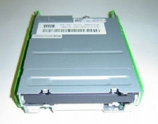 Dell 7T281 Floppy 1.44MB disk drive no bezel dark grey door