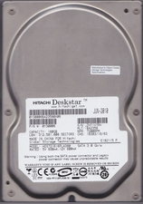 160Gb Sata 3.5'' 7200Rpm Hard Drive