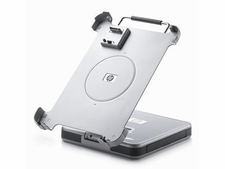 HP DC911A multibay docking station for TC1100 tablet with AC adapter