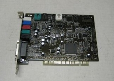 Dell 9306P Sound Blaster Live Audio Card
