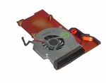 IBM 91P8393 cooling fan and heatsink T40, T41, T42 series