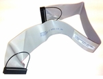 Dell W5824 floppy ribbon cable 34 pin 18.5 inch for Opti & Dim