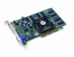 Dell U0842 Nvidia Quadro Fx5000 128Mb Video Card With Dvi & Vga