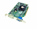 Dell Ati Fire Gl V3100 128Mb Pci-E Video Card With Dvi & Vga Outputs