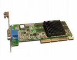 2G813 Dell Video Card 16Mb Ati Rage 128Pro Agp With Full Height B