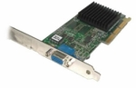 HP P6198-63501 Rage 128 Pro Video Card Low Profile