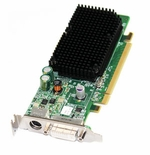 Dell Jw592 Ati Radeon X1300, Pci-E 16X, 128, Low Profile, Dvi, Tv Out