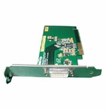 Dell X8760 Silicon Image Orion Add2-N Dual Pad x16 DVI Video Card (With Full Height Bracket)