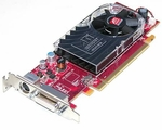 Dell Y103D Ati Radeon Hd3450, 256, Dms-59, Tv Out, Low Profile, Ouga6
