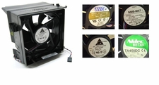 Dell Y4574 fan 12V with 4 wire 5 pin