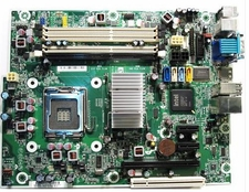 HP 536458-001 System board (Eaglelake/Mars) - For Elite 8000, 8100 Series Small Form Factor PC`s (SFF)