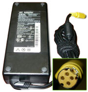 02K7090 IBM AC adapter 16V 120W for G series kit with power cord