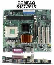 5187-2615 HP Motherboard System Board Crossfire-Gl For Presario 64X