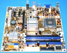 459163-002 HP Motherboard System Board For Dx2400