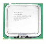 Intel Hh80547Pg0882Mm Processor P4 - 640 3.2Ghz 2Mb Cache, 800 Mhz, L