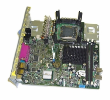 Dell Pk096 Motherboard for Optiplex GX745 Usff Ultra Small Form Facto