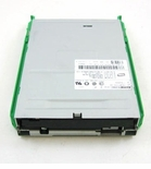 Dell X8134 Floppy Disk Drive 1.44MB with black (carbon) door