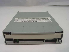 3C458 Dell 1.44MB floppy drive 3.5 inch, IDE (NEC FD1231T)