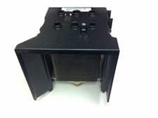 Dell X9694 CPU heatsink and cover for PWS, PowerEdge, XPS, Dim