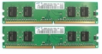 Samsung M378T3354Bg0 Memory For Dell PC's 256Mb Pc2-3200 Unbuffered/N