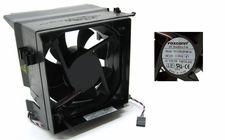 Dell Foxconn PV123812P2BF fan 12V with 4 wire 5 pin