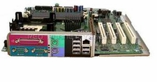 U2424 Dell Replacement Motherboard For Dimension XPS P4 478