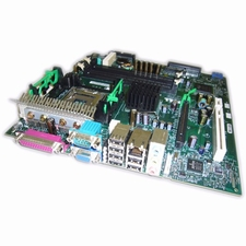 Dell CG815 Motherboard GX280 DT 4 RAM Slots, 1 PCI, 1 AGP - New