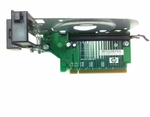 HP 412821-001 PCI-E riser card with bracket for DC7700/7800USDT