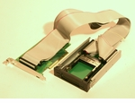 HP PA02HEWL01-25683 PCMCIA card reader with interface board