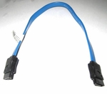 Dell M800D SATA Cable, 10.5 inches, blue