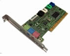 088Gf Dell Pci Sound Card For Use WithOptiplex GX100 PC's