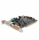 181Ur Dell Sound Card Creative Labs Sound Blaster Ct-4780