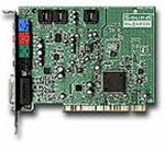Dell 9455U Sound Card - Creative Labs Soundblaster Live Pci 128