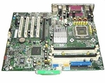 347887-002 HP Motherboard System Board For Xw4200, Xw6200 Xeon 800M