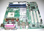 350286-005 HP Motherboard System Board For D240, Dx2000