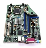 HP 356033-001 motherboard for DC7100, DC6100 Small Form Factor (SFF) PC's