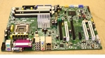 HP XW4400 MOTHERBOARD 442031 001 LGA 775 WITH TRAY