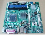 HP 480909-001 System board (motherboard) with Intel Q33 Chipset for DX7400, DX7408 Mini-Tower (MT)
