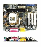 5185-2916 HP Motherboard System Board Tortuga-Ga Cuw-Am Socket 370