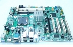 HP 536883-001 System board (motherboard) - For Elite 8000 Convertible Minitower PC`s