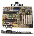 51845192 HP Motherboard System Board PandoraU For Pavilion PC's