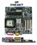 5185-6477 HP Motherboard System Board - Amazon Wula