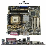 5187-1082 HP Corolla 845Gl System Board For Pavilion PC's