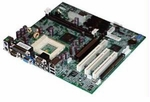 D9820-69509 HP Motherboard System Board Pentium III For Vectra Vl40