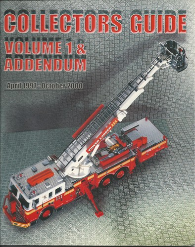 CODE 3 Collectibles COLLECTORS GUIDE VOLUME 1 & ADDENDUM