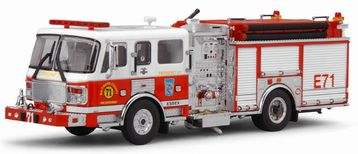 Code 3 Baltimore County American LaFrance Eagle Engine 71 (12144)