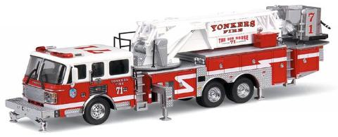 Code 3 Yonkers NY American LaFrance Tower Ladder (12745)