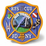 Code 3 Rescue FDNY Co.5 Patch (13024)