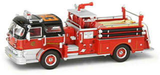 Code 3 CHICAGO MACK C PUMPER E-64 (12372)