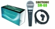 SINGTRONIC SM-68 PROFESSIONAL SUPER DYNAMIC WIRED MICROPHONE KARAOKE